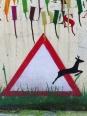 Street art in the Marolles