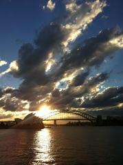 Sydney Opera House & Sydney Bridge