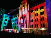 Museum of Contempory Art at Vivid 2013