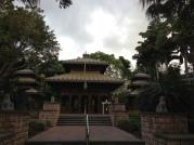 Tibetan peace pagoda
