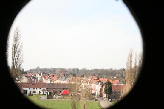 Views from Luizenmolen, Brussels