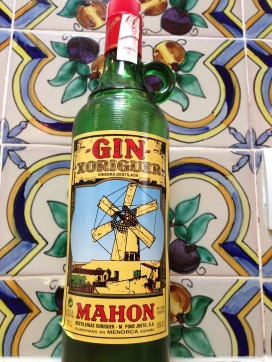 Good times, Menorcan gin