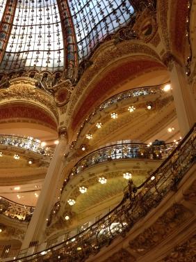 Les Galleries Lafayette, Paris