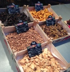 Mushrooms, Brussels