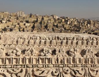 Amman, ancient & modern